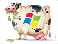 Si bo Microsoft izboril tudi monopol med novicami na Slo-Techu?
