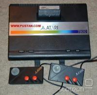 Konzola Atari 7800