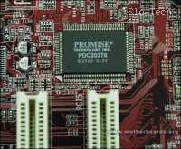 RAID čip na matični plošči