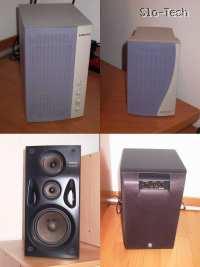 Moji zvočniki