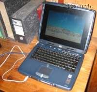 Računalnik za oddajanje videa in zvoka.
