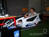Najboljša voznica Slo-Tech ekipe