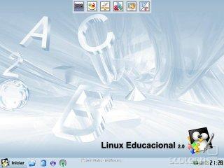 Linux Educacional 2.0 temelji na Debianu, uporablja KDE 3.5, KDE-Edu in KDE-Games, priložena pa so tudi posebna učna orodja, ki so jih razvili za omenjeni projekt