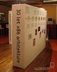 Razstava: 30 let x86 arhitekture