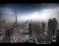 Burj Dubai @ 656m