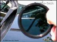 Sončna očala - enostaven polarizacijski filter