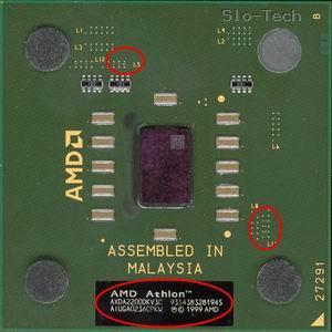 """""""Modificiran"""" AthlonXP"""