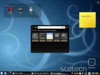 Namizje v KDE 4.1