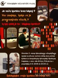 Otvoritev Kiberpipinega računalniškega muzeja