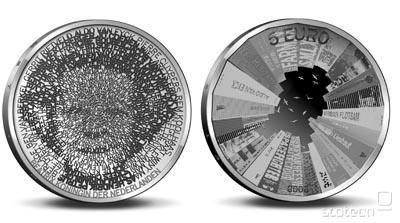 Kovanec za 5 evrov