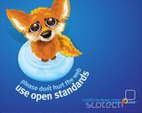 Uporabljajte odprte standarde!