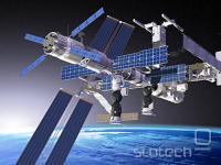 ISS in ATV