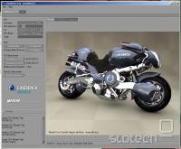 Cinebench 10, AMD X2 6000+ @ 3GHz