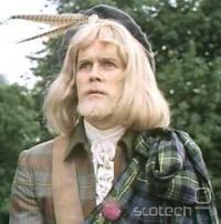 A Scotsman on a Horse!