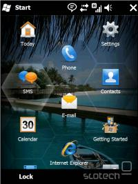 Predogled Windows Mobile 6.5