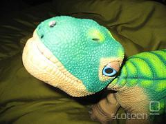 Pleo (Image by Mrs. Gemstone via Flickr)