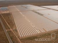 elektrarna v puščavi Mojave
