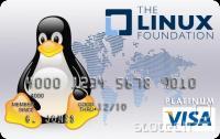 Kreditna kartica Linux Foundation