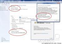 Aktivacija Windows 7
