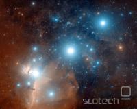 Orionov pas.