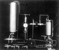 Haberjev pilotni reaktor za pridobivanje amoniaka
