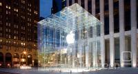 apple NY store