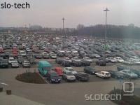V okolici sejma je 45.000 parkirnih mest