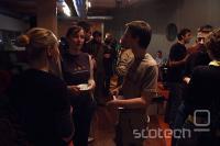 Od začetka do Koale - zabava ob izidu Ubuntu 9.10 v Kiberpipi
