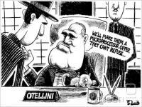 Paul Otellini, Boter