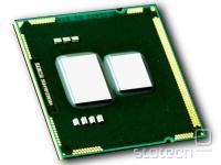 Ločeno procesorsko jedro ob 45 nm grafičnem čipu, krmilniku pomnilnika in PCIe rež
