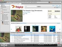 Glasbena trgovina v Ubuntu