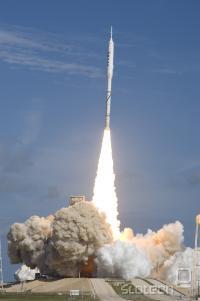 Test rakete Ares I-X