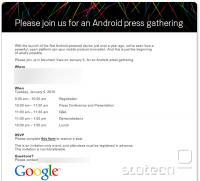 Povabilo za izbrano smetano tehnoloških strani