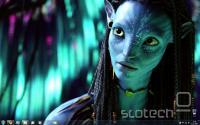 Neytiri z filma Avatar (2009)