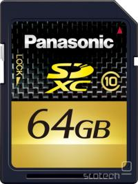 Panasonic 64 GB SDXC