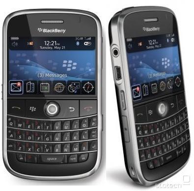 Nič več  BlackBerryjev v ZDA?