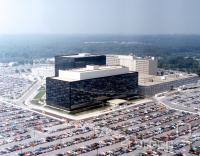 Sedež NSA v Fort Meade v Marylandu