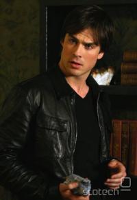 Damon - Vampire diaries - in Boone LOST zadnja sezona
