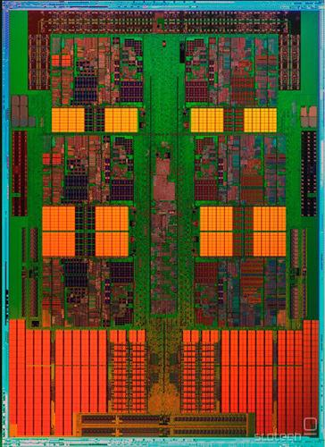 AMD-jev strežniški šestjedrnik, Istanbul
