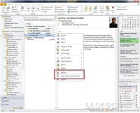 Outlook v Office 2010
