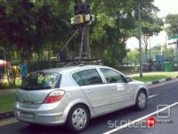 Avtomobil za Google Street View