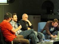 Spletne urice in okrogla miza o HTML5, vir: Kiberpipa