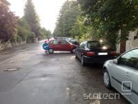 Rožna parking