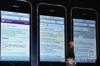 Primerjava vseh treh iskalnikov v iOS 4