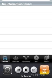 Upravljanje iPoda iz menija za večopravilnost