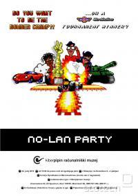 No-lan party - za stare dobre čase