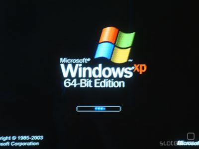 64-bitni Windows XP, domena najzahtevnejših uporabnikov