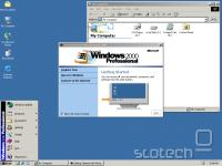 Po 10 letih se Windows 2000 poslavlja