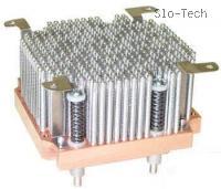 majhna hladilna rebra na pinih hladilnika Swiftech MCX 478