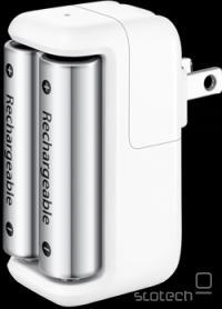 Applov polnilec baterij
